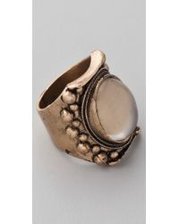 Low Luv by Erin Wasson - Moonstone Ring - Lyst