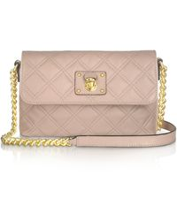 Marc Jacobs The Single - Quilted Leather Shoulder Bag - Lyst