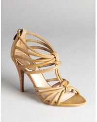 Max Studio - Evenly Strappy Sandals - Lyst