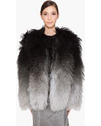 Matthew Williamson - Mongolian Lamb Fur - Lyst