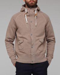 Garbstore 2nd Layer Hooded Sweatshirt - Lyst