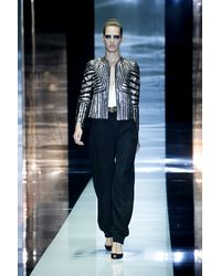 Gucci Spring 2012 Wide-Leg Pants - Lyst