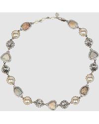 Isaac Mizrahi Necklace - Lyst