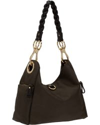 JPK Paris Madison Nylon Satchel - Lyst
