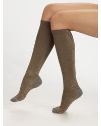 Marc By Marc Jacobs - Swizzle Sparkle Socks - Lyst