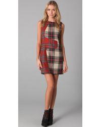 Rag & Bone Saami Dress - Lyst