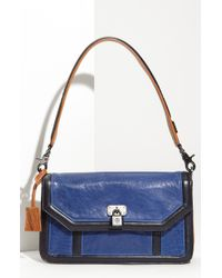 Tory Burch Willy D - Charlie Shoulder Bag - Lyst