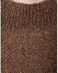 Zara Knit Sweater - Lyst