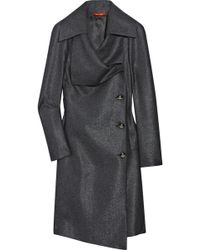 Vivienne Westwood Red Label Wool-blend Twill Coat - Lyst