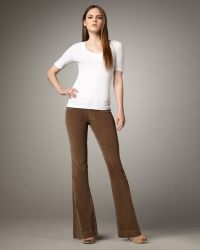 Sold Denim - Boot-cut Corduroy Trousers, Tan - Lyst