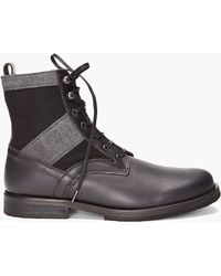 Surface To Air - Mountain Officer Boots - Lyst