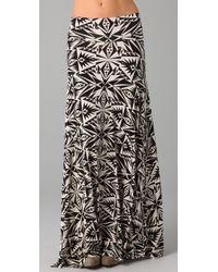 Rachel Pally Kaleidoscope Long Full Skirt - Lyst