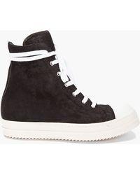 Rick Owens Sneakers - Lyst