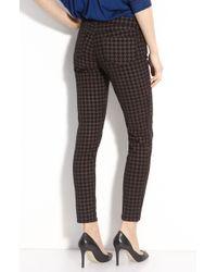 David Kahn Jeans Nikki Stretch Corduroy Ankle Pants - Lyst