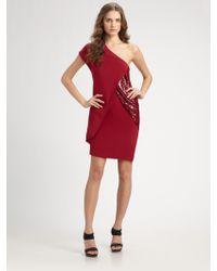 Sachin & Babi One-shoulder Harlow Dress - Lyst