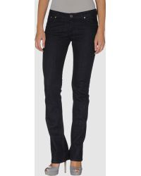 Dylan George - Denim Trousers - Lyst
