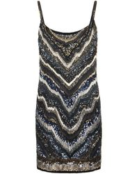 AllSaints Erodes Dress - Lyst