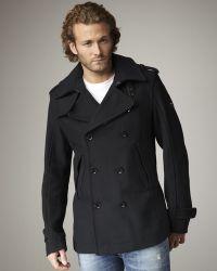 DIESEL - Wittor Wool Jacket - Lyst