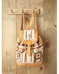 Free People Vintage Cherokee Backpack - Lyst
