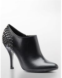 Isola - Idaline Studded Leather Booties - Lyst