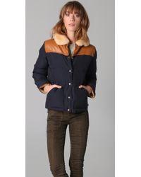 Penfield - Rockwool Puffer Jacket - Lyst