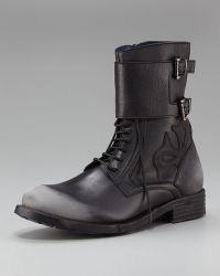 Mark Nason - Revellers Buckled Boot - Lyst