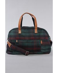 Nixon The Road Trip Weekender Bag - Lyst