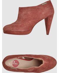 Diesel Shoe Boots - Lyst