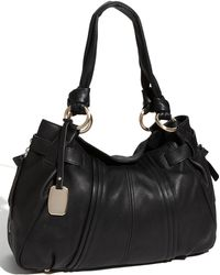 B. Makowsky Bianca Leather Tote - Lyst