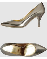 Dolce & Gabbana Closed-toe Slip-ons - Lyst