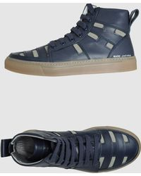 Marc Jacobs High Top Sneakers - Lyst