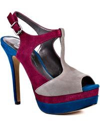 Jessica Simpson Elso - Cranberry - Lyst