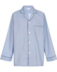 Brooks Brothers - Cotton Pyjama Top - Lyst