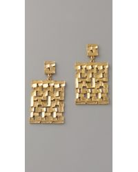 Theodora & Callum - Corfu Earrings - Lyst