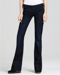 Ash   Hudson Signature Bootcut Jeans in London Wash   Lyst