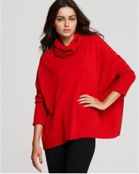 DKNY Turtleneck Sweater - Lyst