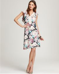 Sunner - Quotation: Willow Rustic Floral Dress - Lyst