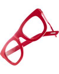 Madewell Super&Trade; Ciccio Eyeglasses - Lyst