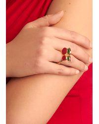 ModCloth My Cherry Cherie Ring - Lyst