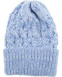 Peter Jensen   Cable Knit Hat   Lyst