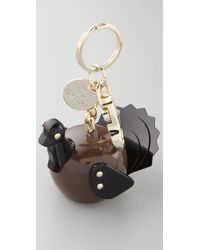 See By Chloé Turkey Keychain - Lyst