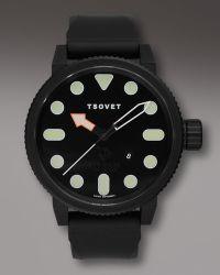 Tsovet Glow-marker Watch - Lyst