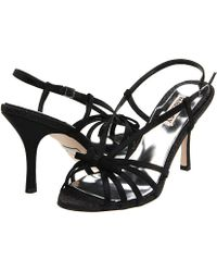 Badgley Mischka Wright Sandals - Lyst