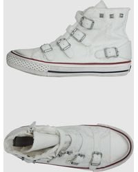Ash High-top Sneakers - Lyst