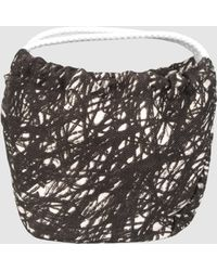 MM6 by Maison Martin Margiela Small Fabric Bag - Lyst