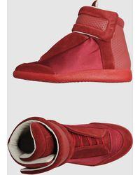 Maison Margiela 22 High Top Sneakers - Lyst