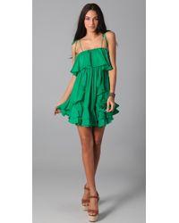 T-bags - Lucia Mini Dress - Lyst