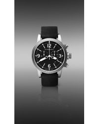 Burberry - Chronograph Military Watch - Lyst