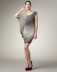 Ella Moss - Britt Striped Ombre Dress - Lyst