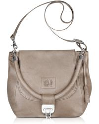La Bagagerie - Galop Pm - Leather Shoulder Bag - Lyst
